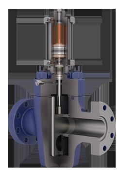 Omni Valve Products Hydraulic Actuators Model Hdx